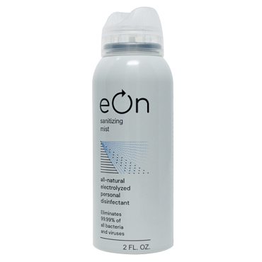 eOn Sanitizing Mist - 2 Ounce