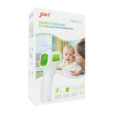 Jziki Medical Infrared Forehead Thermometer