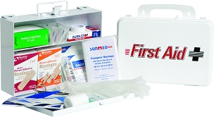First Aid Truck Kit
