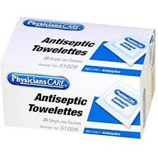 Antiseptic Wipes 100ct
