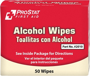 Alcohol Wipes 50ct