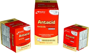 Antacid (Calcium Carbonate)