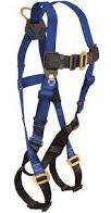 Series Contractor-D Ring-Universal Harness