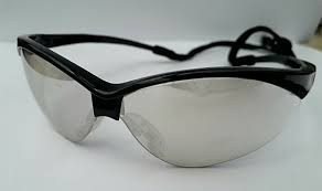 Anti-Fog Lens Safety Glasses - Clear