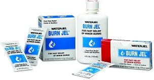 Water Jel Burn Gel 25ct
