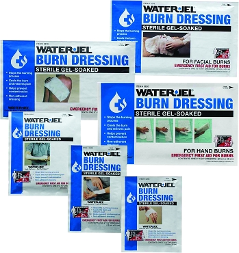 Water Jel Burn Dressing 2