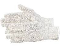 String Knit Glove-Large